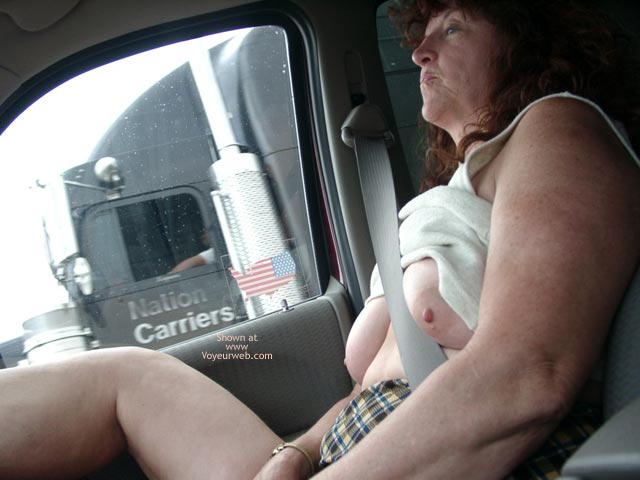 Pic #2 - Misti Trucker Flashing 2