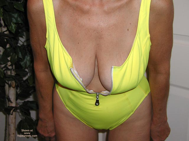 Pic #3 - Cleavage And Just Cleavage