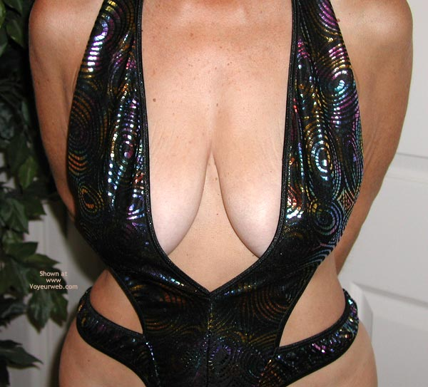 Pic #5 - Cleavage And Just Cleavage