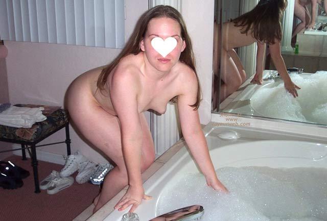 Pic #6 - Stephanie in Jacuzzi II