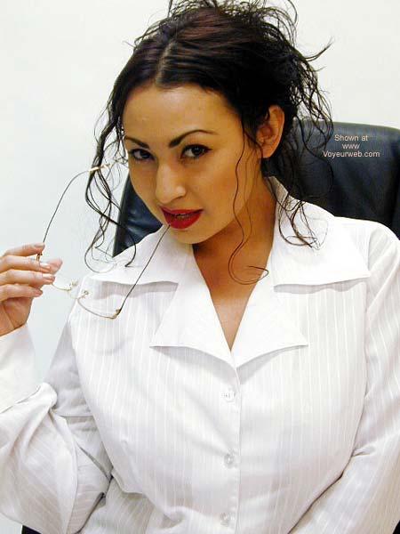 Pic #2 - Bound Secretary Gloria