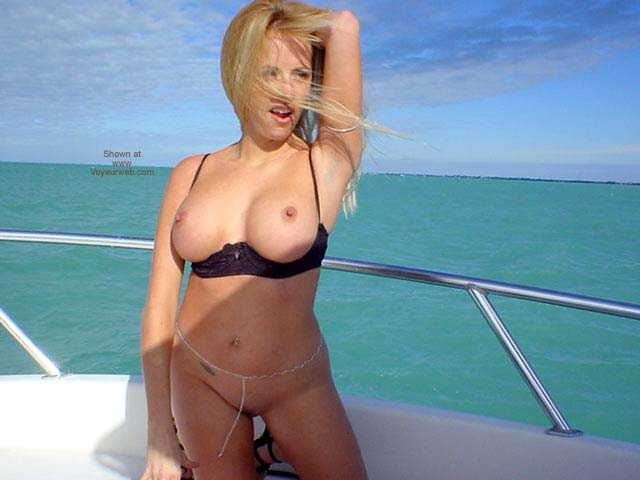 Pic #10 - Summergirl On The Boat