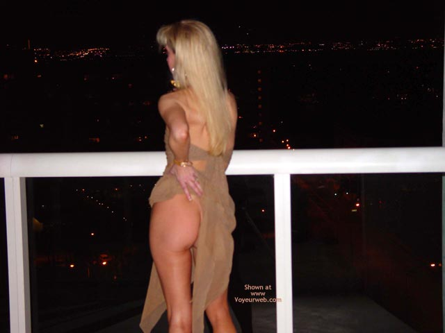 Pic #3 - South Beach Balcony