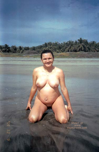 Pic #2 - My Beautyful Pregnant Wife