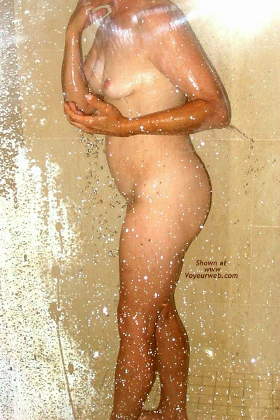 Pic #6 - Wife in The Shower