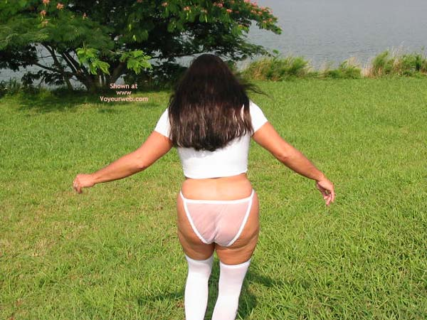 Pic #7 - A Rear View Of Victoria'S Assets