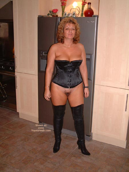 Pic #1 - *Tc Corset And Boots