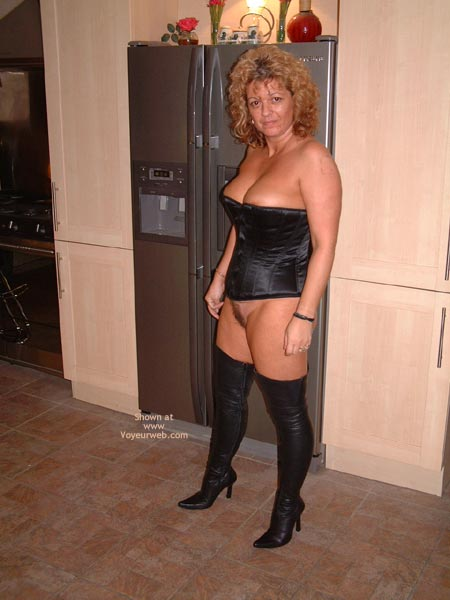 Pic #2 - *Tc Corset And Boots