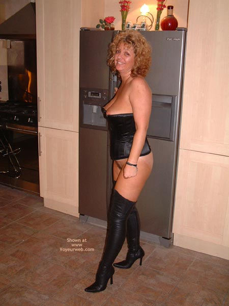 Pic #4 - *Tc Corset And Boots