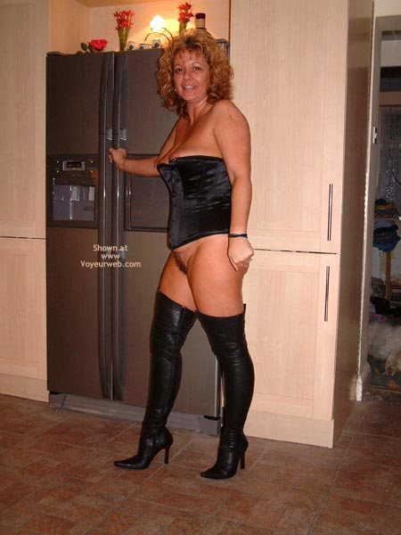 Pic #5 - *Tc Corset And Boots
