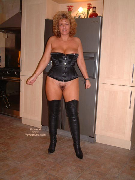 Pic #6 - *Tc Corset And Boots