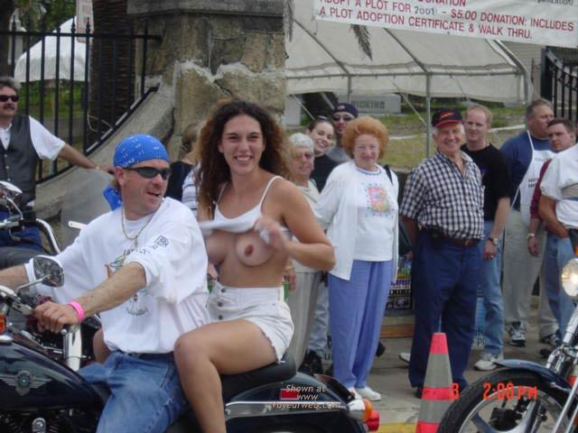Pic #10 - Daytona Beach Bike Week 2002 II