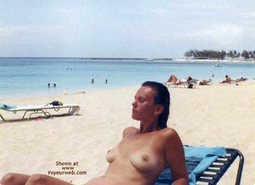 Pic #1 - LizaWifes Boobs