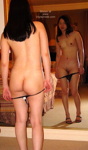 Pic #6 - Sexy Asian Valerie Does Vegas