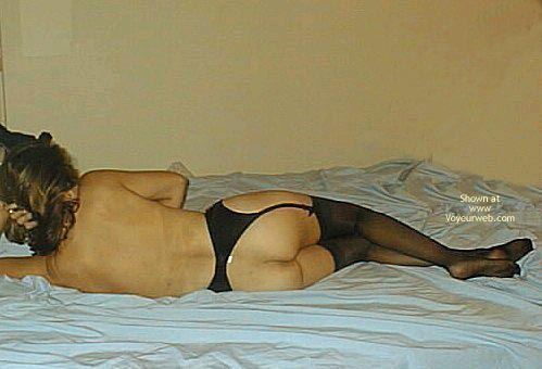 Pic #2 - Sweetbetty In Blk Garters