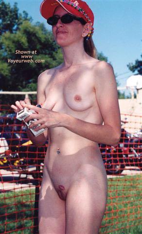 Pic #2 - Nudist Day 3
