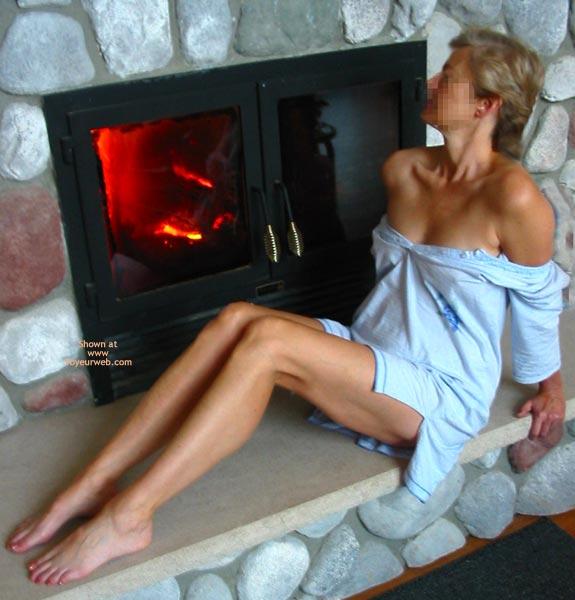 Pic #1 - Bobbi Warming Up At 50