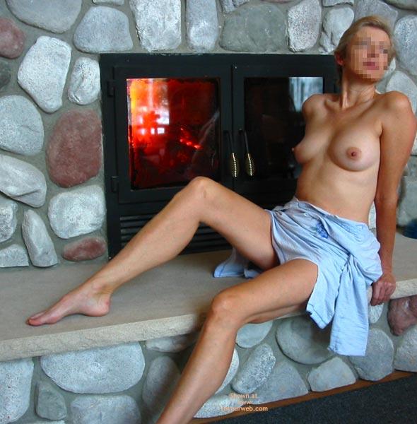 Pic #3 - Bobbi Warming Up At 50