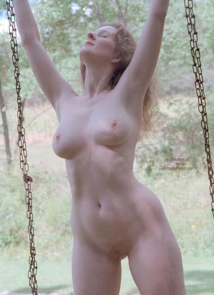 Pic #2 - English Wife Tree Swing 2