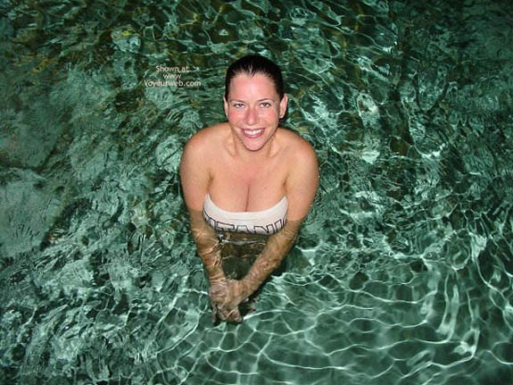 Pic #8 - Erica's Boobs In and Out