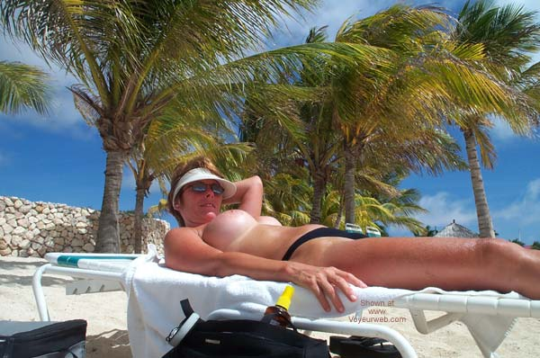 Pic #3 - Renee on Vacation From P&P