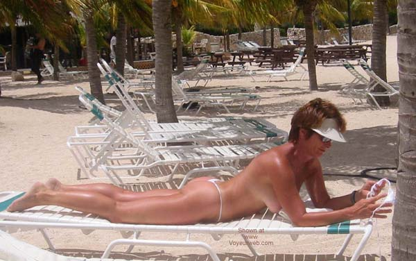 Pic #6 - Renee on Vacation From P&P