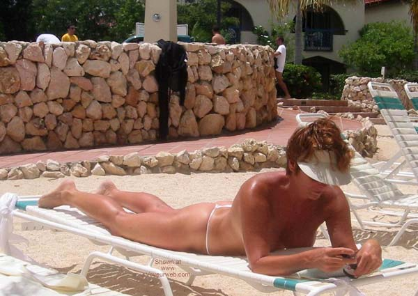Pic #7 - Renee on Vacation From P&P