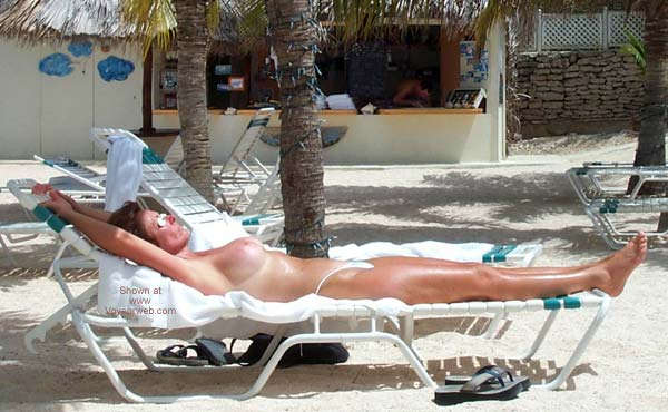Pic #9 - Renee on Vacation From P&P