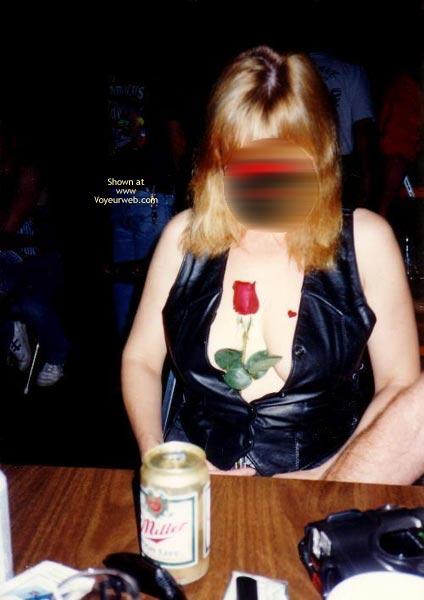Pic #10 - Ms. Jones At Sturgis  ***Blur***