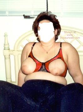Pic #2 - She Has Great Ta-Ta's