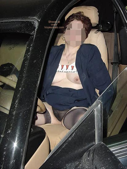 Pic #8 - Charlene Coming Home From Work 1