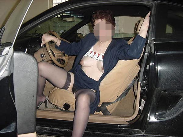 Pic #9 - Charlene Coming Home From Work 1