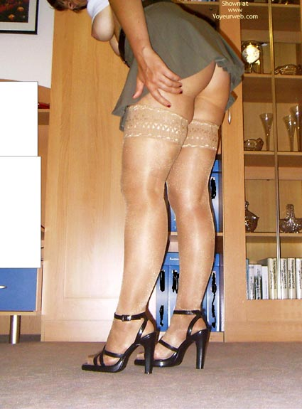 Pic #2 - *Ny Meine Frau In Boots, High Heels Und Stockings