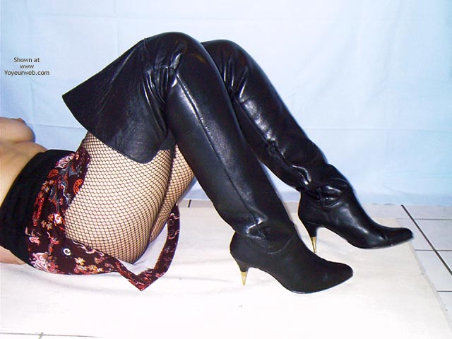 Pic #3 - *Ny Meine Frau In Boots, High Heels Und Stockings