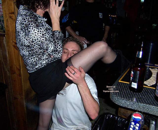 Pic #1 - Traci At The Bar