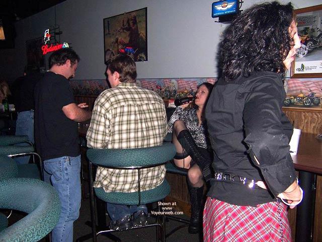Pic #2 - Traci At The Bar