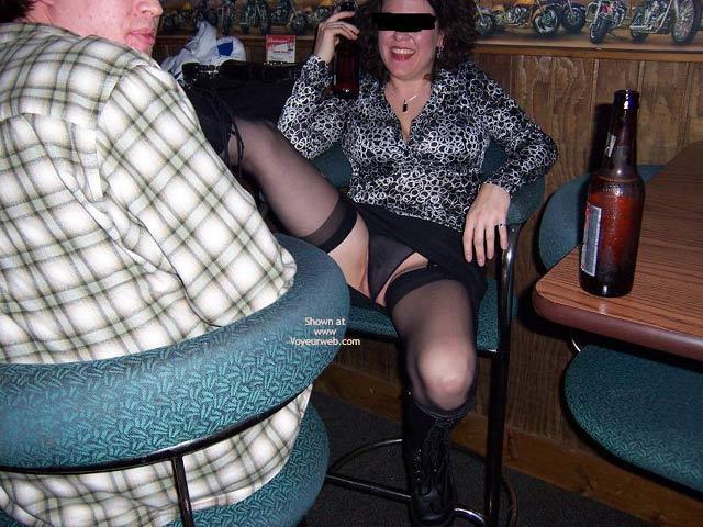 Pic #3 - Traci At The Bar