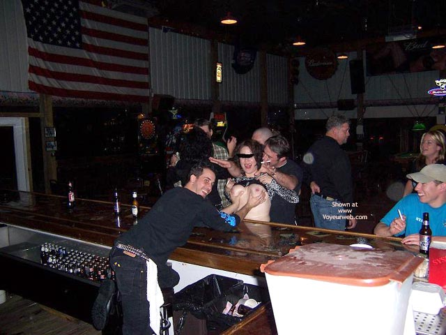Pic #5 - Traci At The Bar