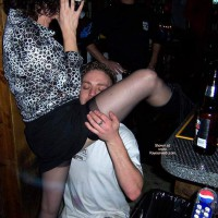 Traci At The Bar