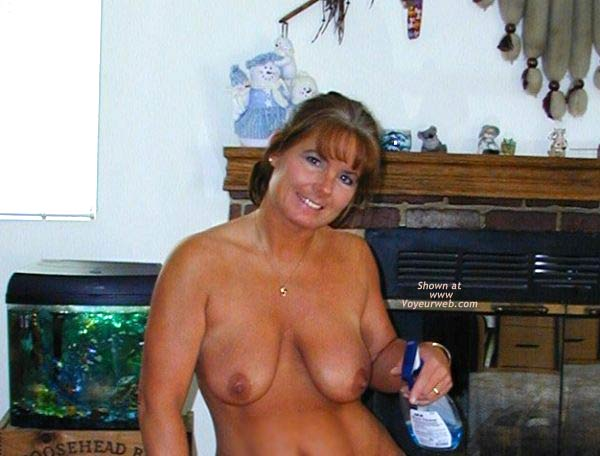 Pic #9 - TM As Promised Working Around The House Nude