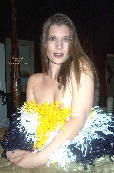 Pic #6 - Cheerleader