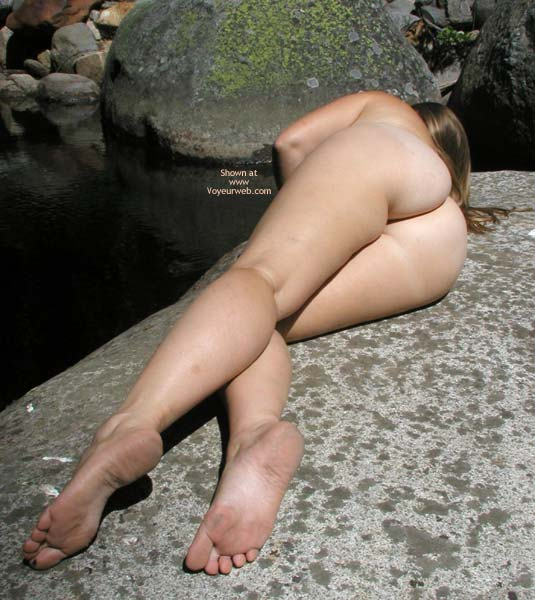 Pic #2 - *NT Swediwife at The Mountain Stream