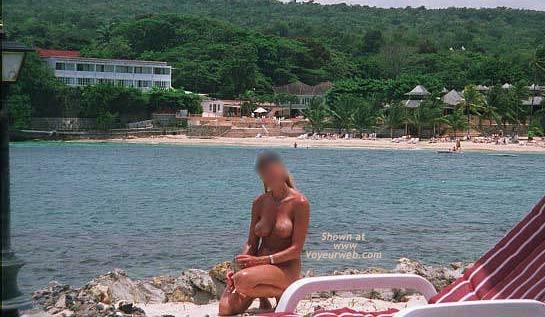 Pic #3 - Nude Island in Jamaica