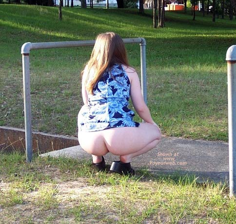 Pic #10 - Stephanie at The Park II