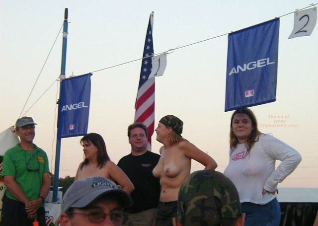Pic #5 - Wet T-shirts at Paintball Game 2