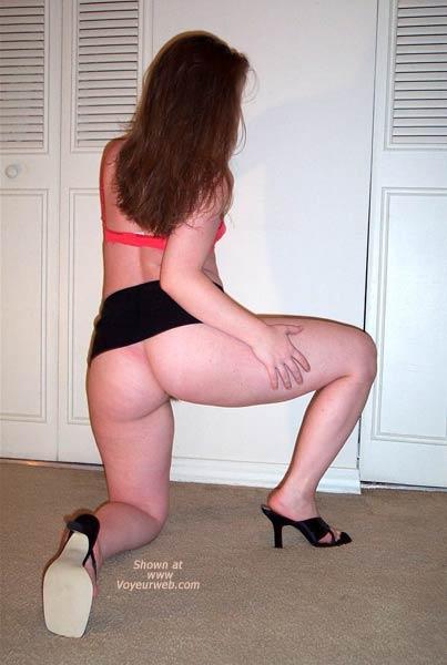 Pic #2 - Stephanie's Miniskirt II