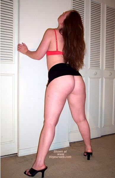 Pic #4 - Stephanie's Miniskirt II