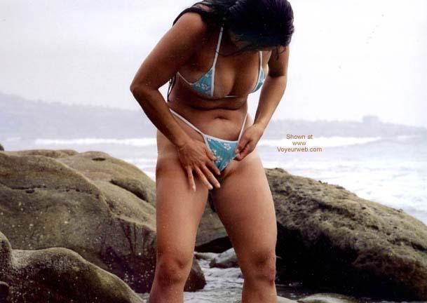 Pic #3 - Asian Lani Nude at Blacks Beach 6