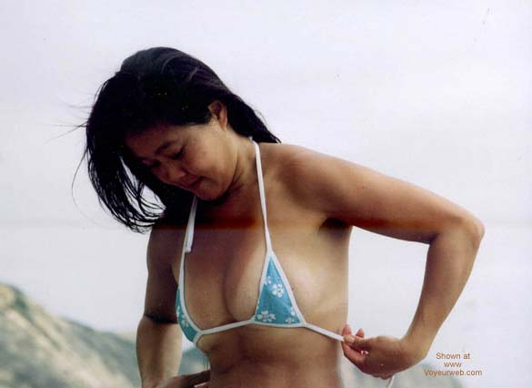 Pic #6 - Asian Lani Nude at Blacks Beach 6