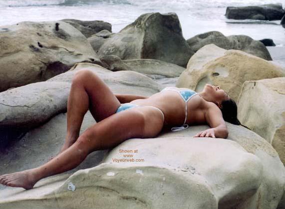 Pic #7 - Asian Lani Nude at Blacks Beach 6